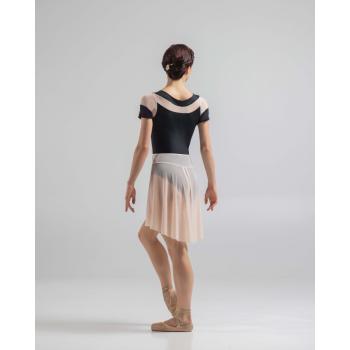 Jupette Ballet Rosa Christiane poudré