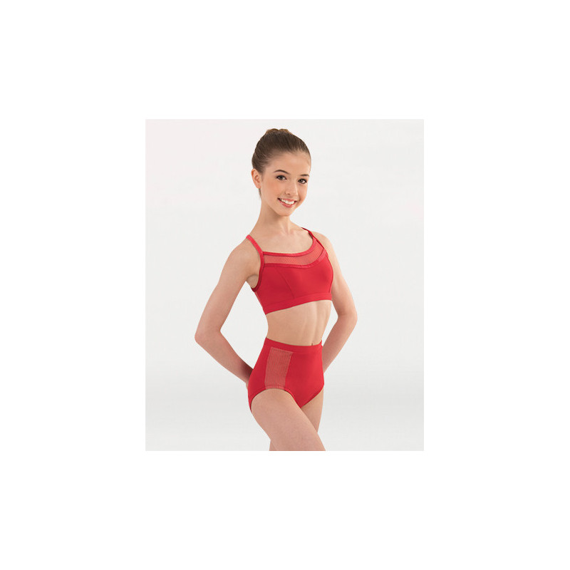 Brassière Body Wrappers P1234 rouge