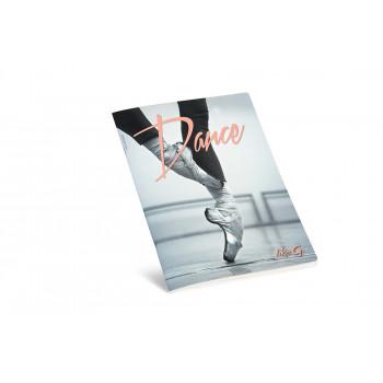 Cahier A5 Like G  Dance coupé