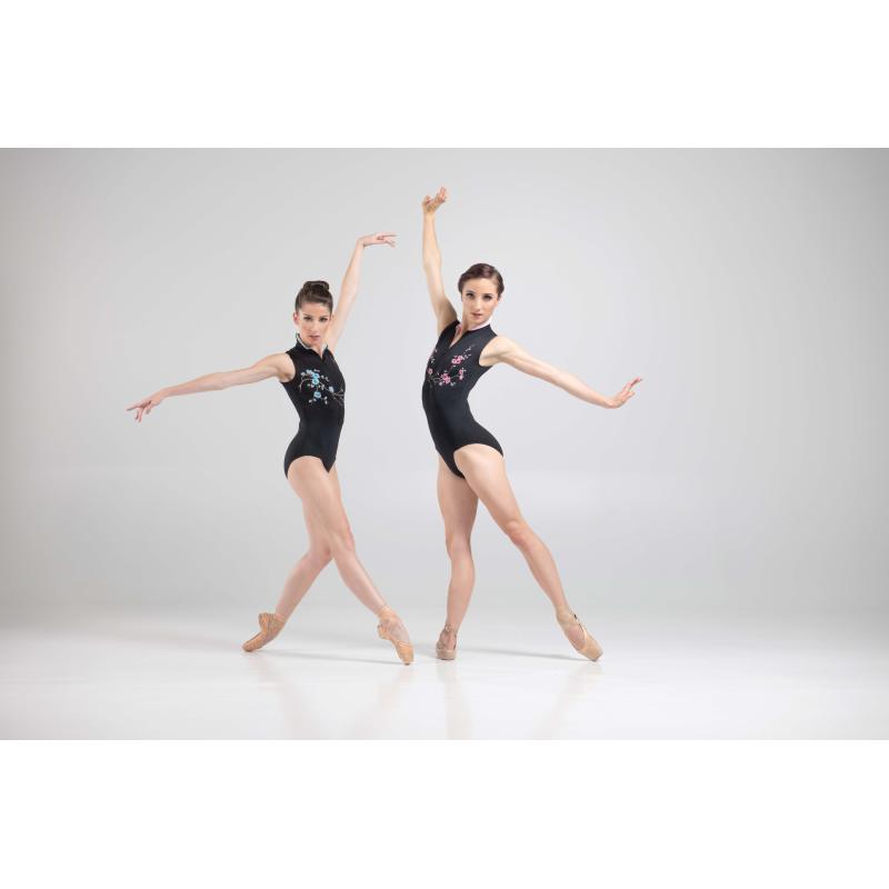 Justaucorps Ballet Rosa Ciaravola