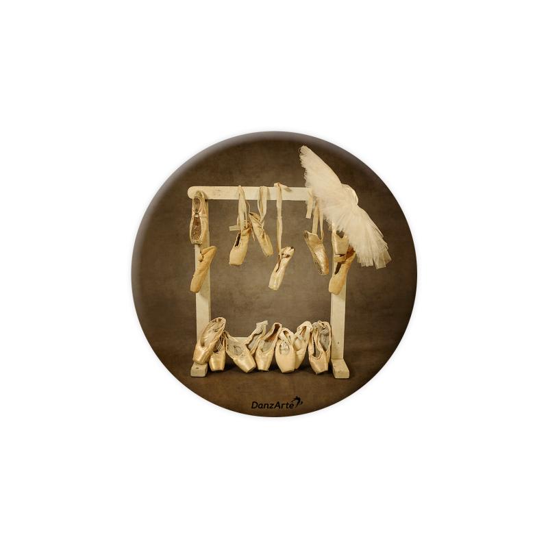 Miroir de poche DanzArte hanging pointes