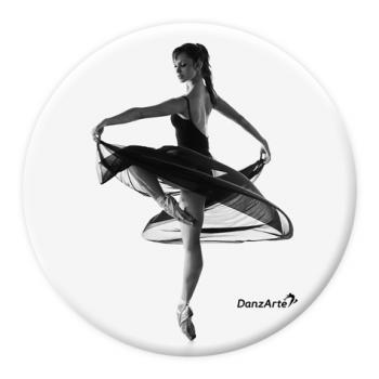Miroir de poche DanzArte turning pointe