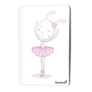 Cahier  A5 Danzarte dancing bunny