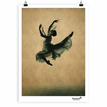 Poster DanzArte suspended