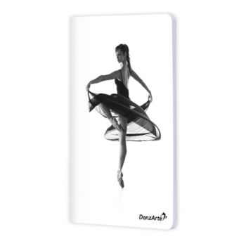 Carnet  A6 Danzarte turning pointe
