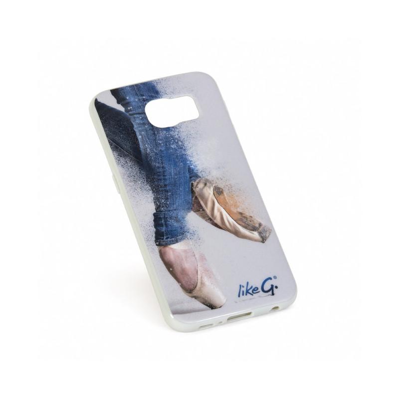 Coque Samsung S6 Like G jean et pointes