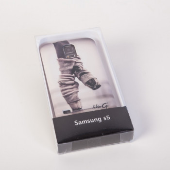 Coque Samsung S5 Like G...