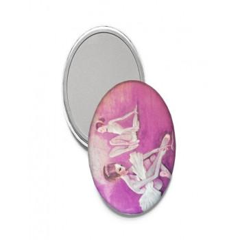 Miroir de poche Ritmo di Vita danseuse