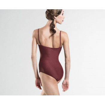 Justaucorps Wear Moi Diane maroon