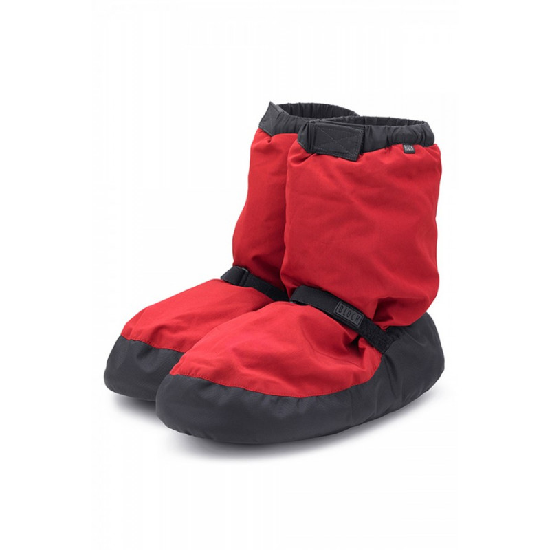 Boots Bloch rouge