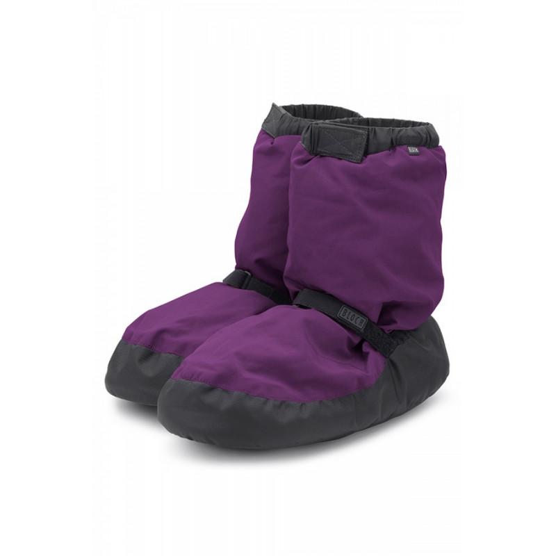 Boots Bloch violet