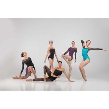 Justaucorps Ballet Rosa Alycia