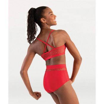 Culotte Body Wrappers P1161 rouge