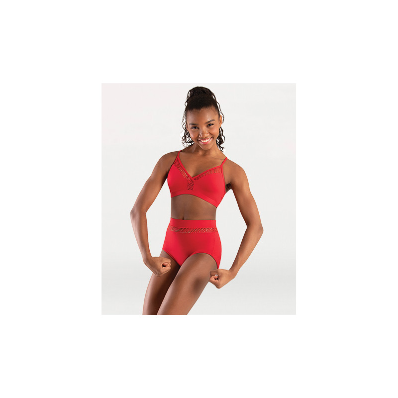 Brassière Body Wrappers P1162 rouge