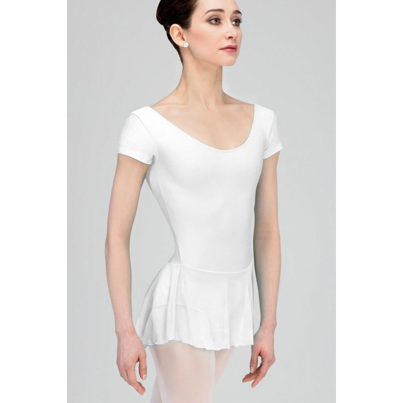 Tunique Wear Moi Ardesia blanc