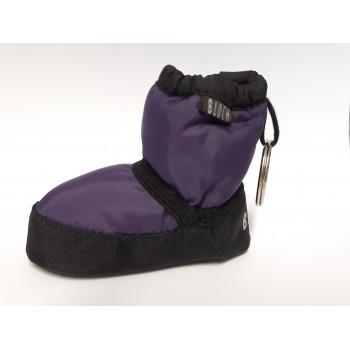 Porte-clé Bloch booties violet