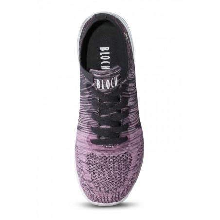 Chaussures Bloch Omnia pink/grey