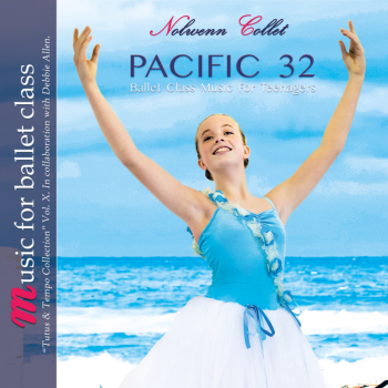 "CD Nolwenn Collet ""Pacific 32"""