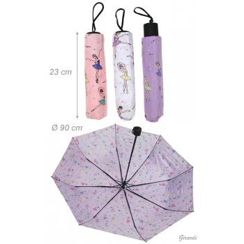 Parapluie ballerines rose