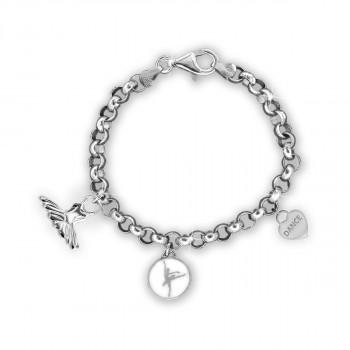 Bracelet Mikelart 3 charms