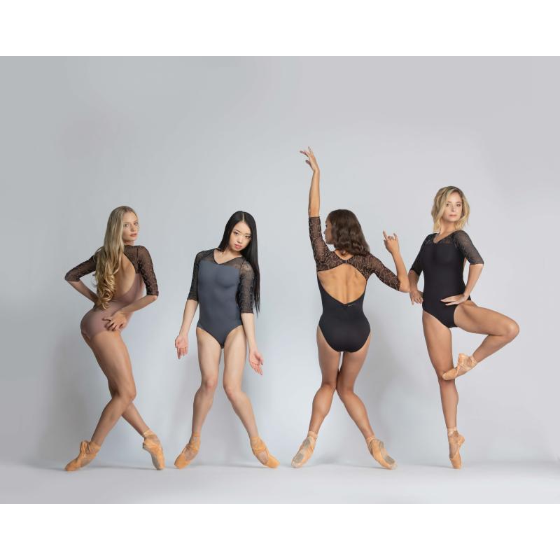 Justaucorps Ballet Rosa Anouk