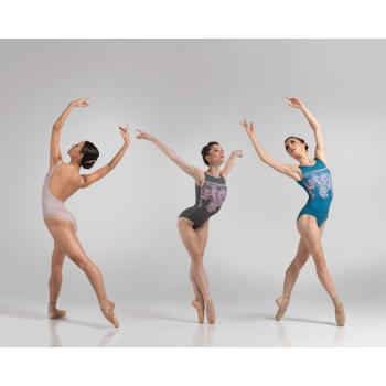 Justaucorps Ballet Rosa Inès
