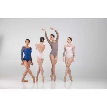 Justaucorps Ballet Rosa Sae