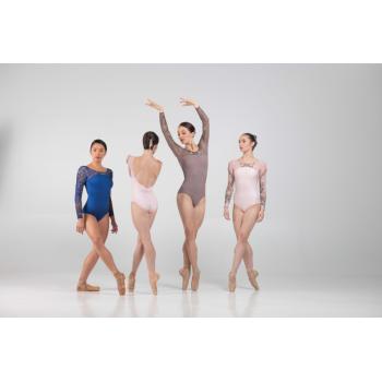 Justaucorps Ballet Rosa Sae