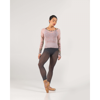 Top Ballet Rosa Brook poudré