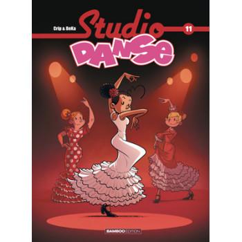 Bande dessinée Studio Danse...