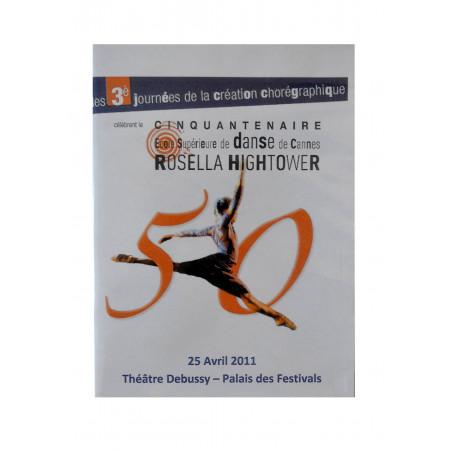 DVD 50 ans Rosella Hightower