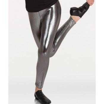 Legging Body Wrappers metallic