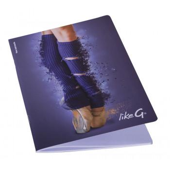 Cahier A5 Like G bas de jambe