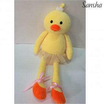 Peluche canard Sansha