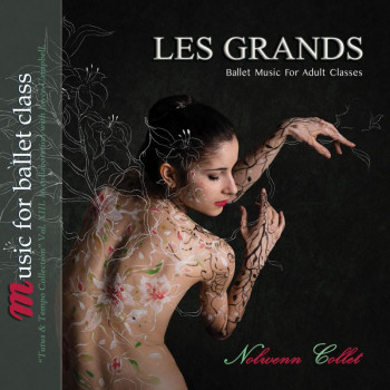 "CD Nolwenn Collet ""Les grands"""