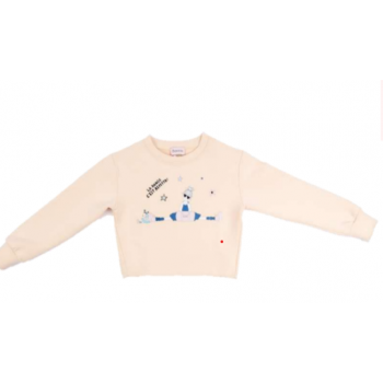 Sweat-shirt Repetto Zizi Rose