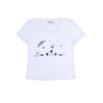 Tee-shirt Repetto Zizi Rose