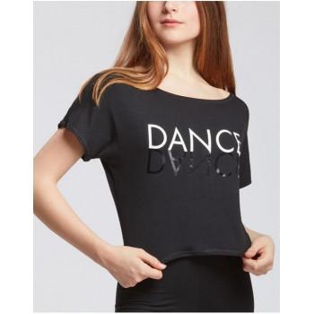 Tee-shirt Temps Danse Agile...