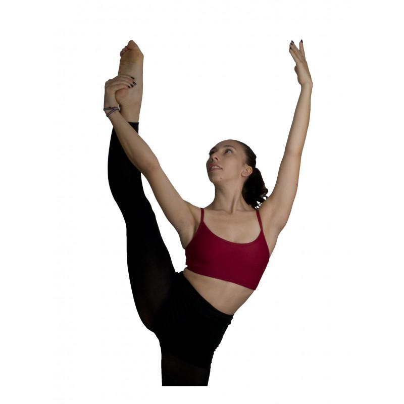 Brassière Ballet Rosa Roxanne-Acero