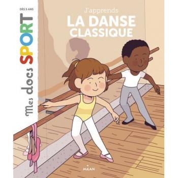 """Livre """"J'apprends la danse..."""