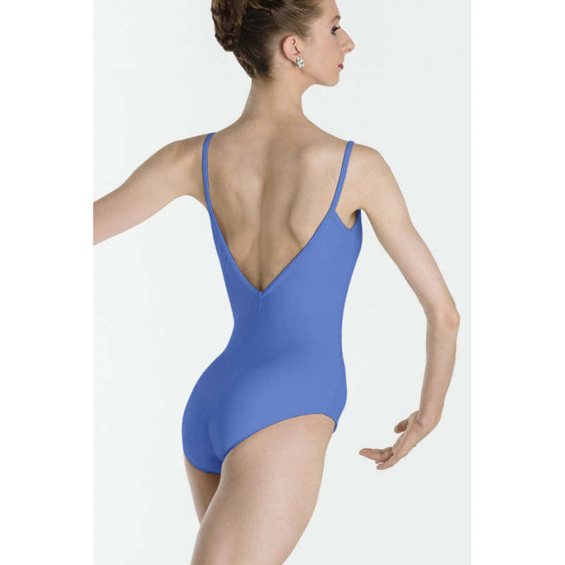 justaucorps wear moi Thalia french blue