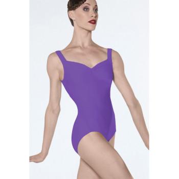 Justaucorps Wear Moi Faustine purple