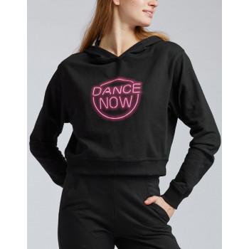 Sweat Temps Danse Taiga néon