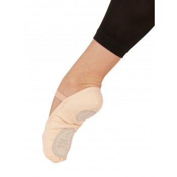Demi-pointes Star Split,  les chaussons des premiers cours de danse !