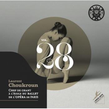 CD Laurent Choukroun volume 28