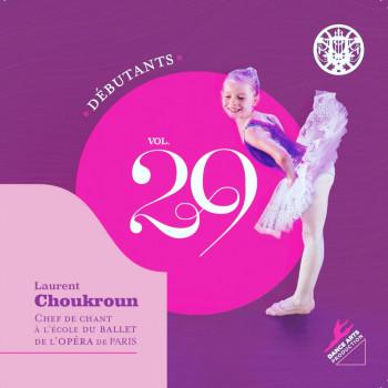 CD Laurent Choukroun volume...