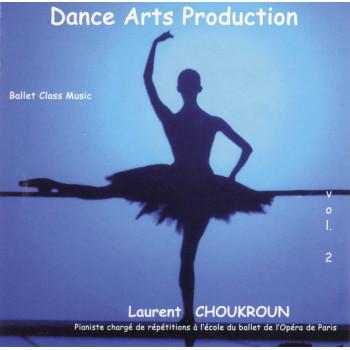 CD Laurent Choukroun volume 2