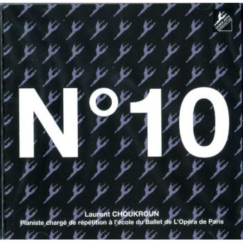 CD Laurent Choukroun volume 10