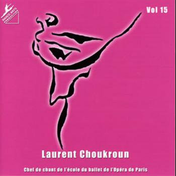 CD Laurent Choukroun volume 15