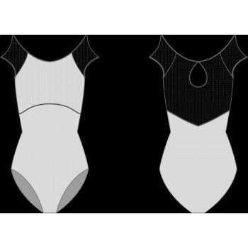 Justaucorps Dellalo Artemide
